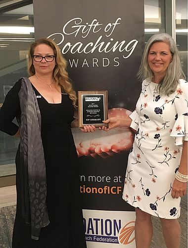 Gift of Coaching Award