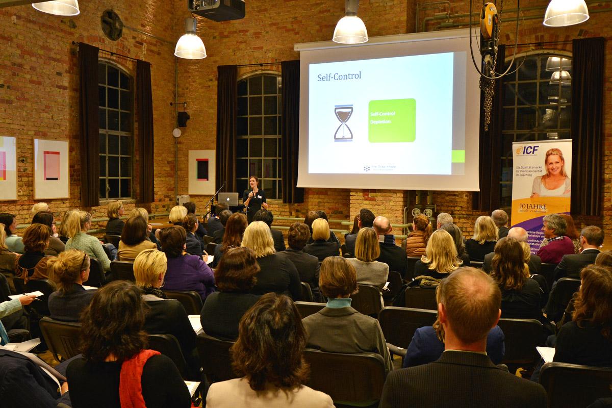 ICF Coachingpreis 2013: Keynote Dr. Karolien Notebaert