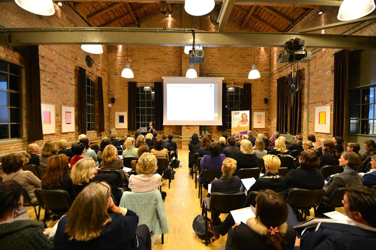 ICF Symposium 2013