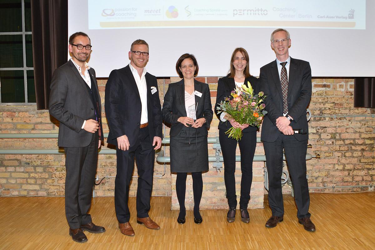 ICF Coachingpreisverleihung 2013
