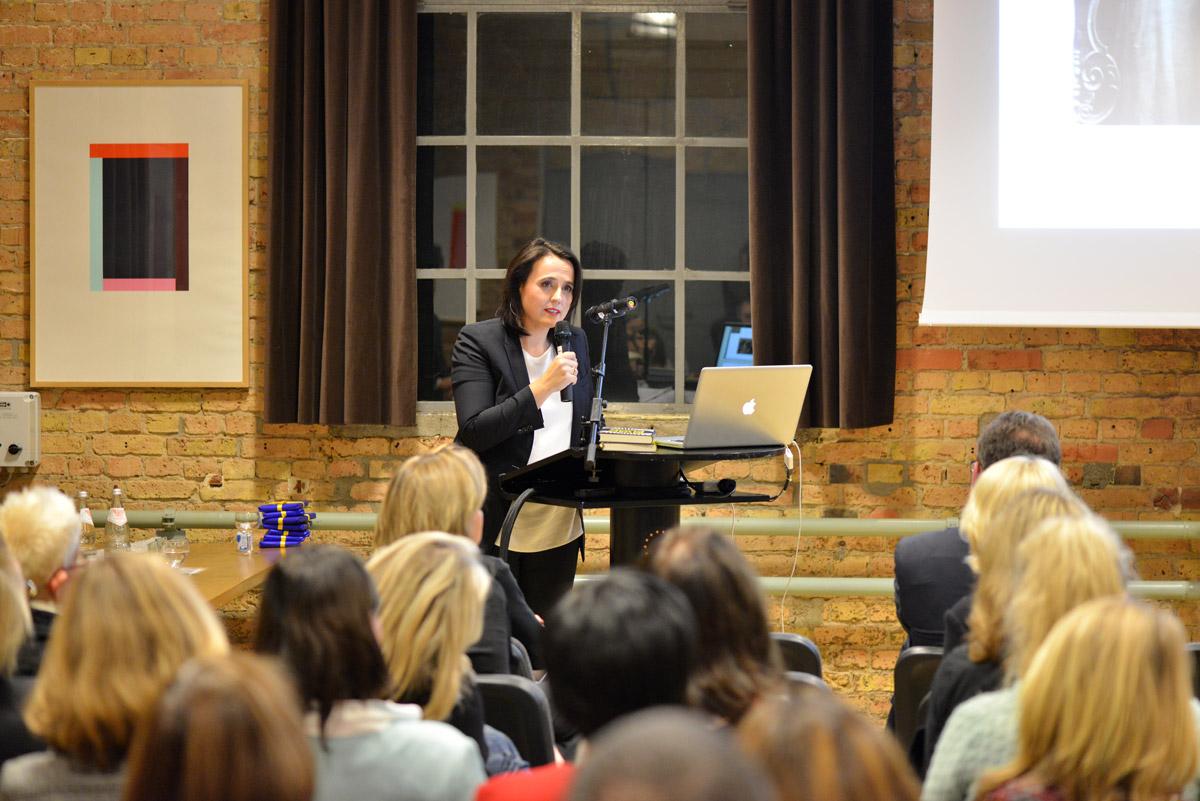 Keynote von Dr. Petra Bock