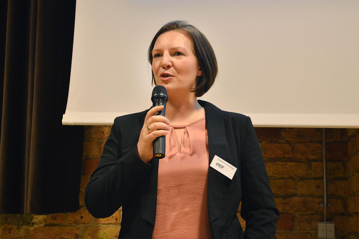 Preisträgerin Constanze Buchheim, i-potentials